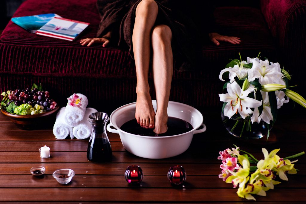Hoshino resorts_risonare yatsugatake vino spa_pedicure wine region
