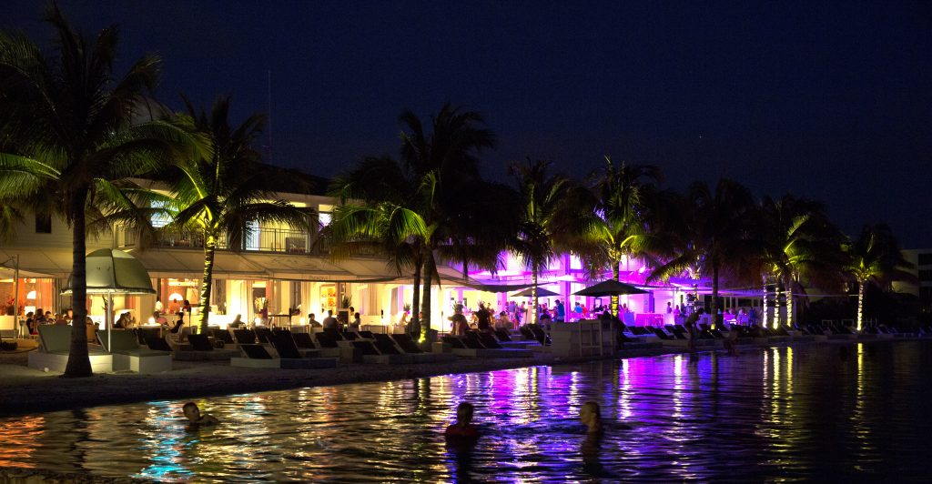 nightlife scene in curacao