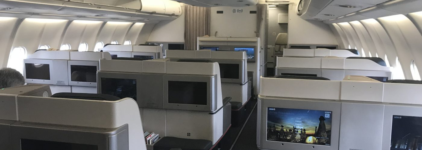 Turkish Airlines' Business Class