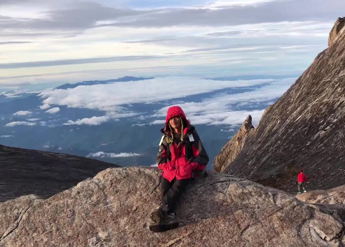 What It's Like to Climb One of the Tallest Mountains in Southeast Asia