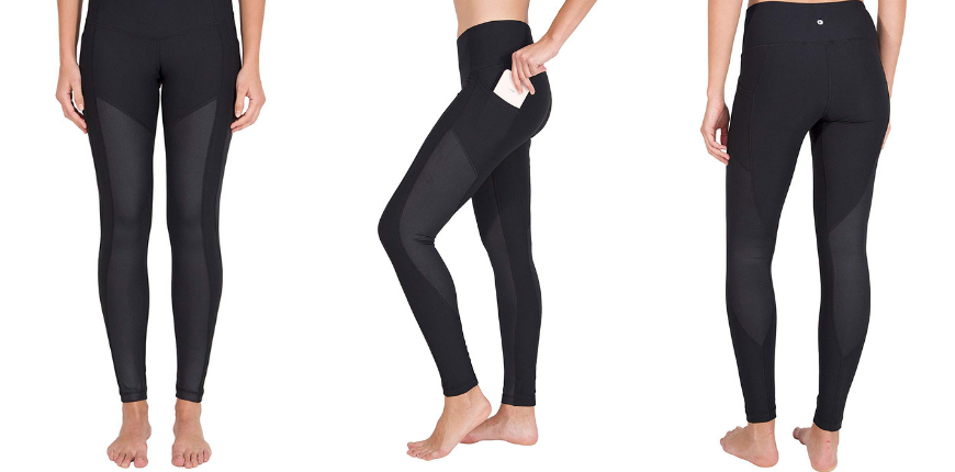 core 10 onstride run full length leggings