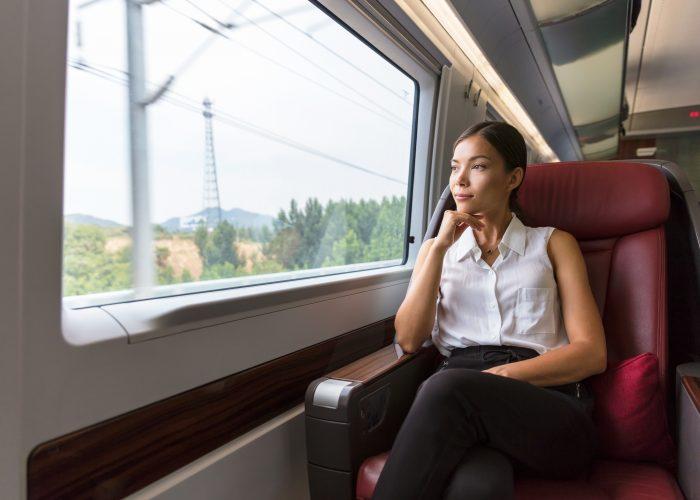 9 Ways to Make Long Train Rides More Comfortable