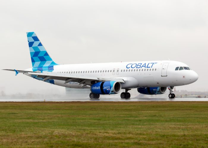 low-fare airline shutdown Cobalt Air