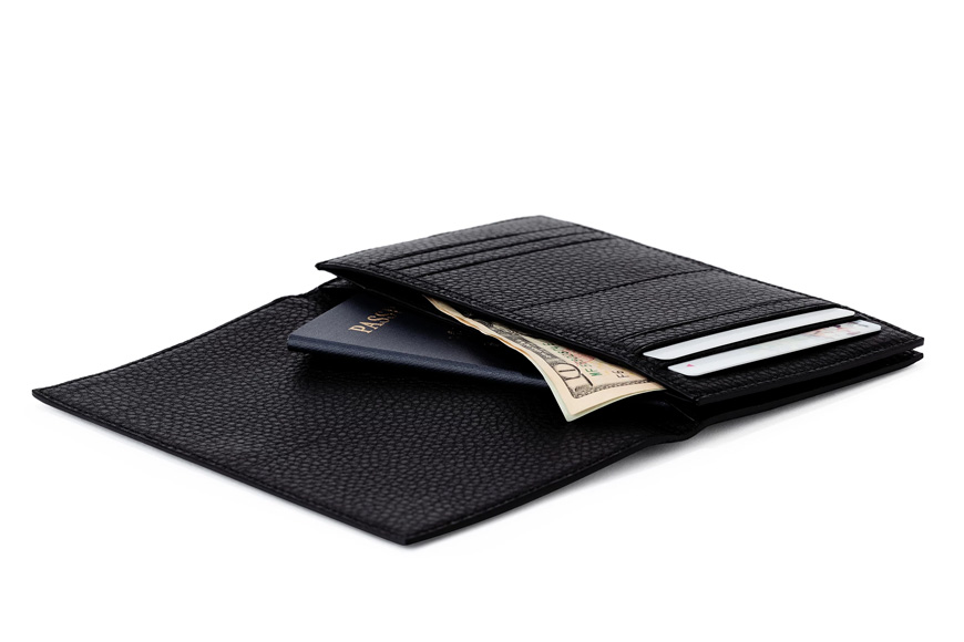 Dagne dover accordion travel wallet