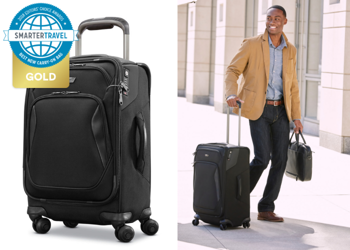40c6c63cb32 The Armage 19-Inch Spinner from Samsonite scores top marks for dependable  functionality
