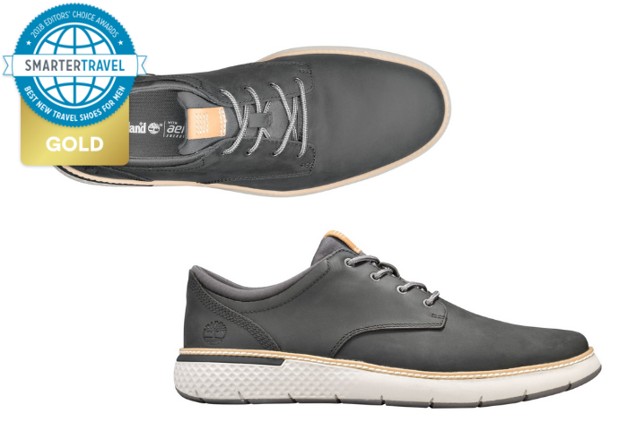Editors' Choice Awards: The Best New Travel Shoes for Men