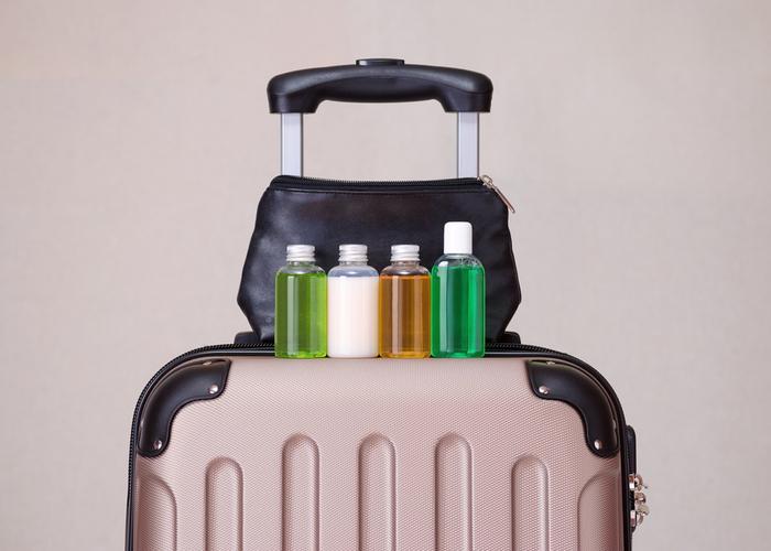 Do No Harm Make Up Travel Bag