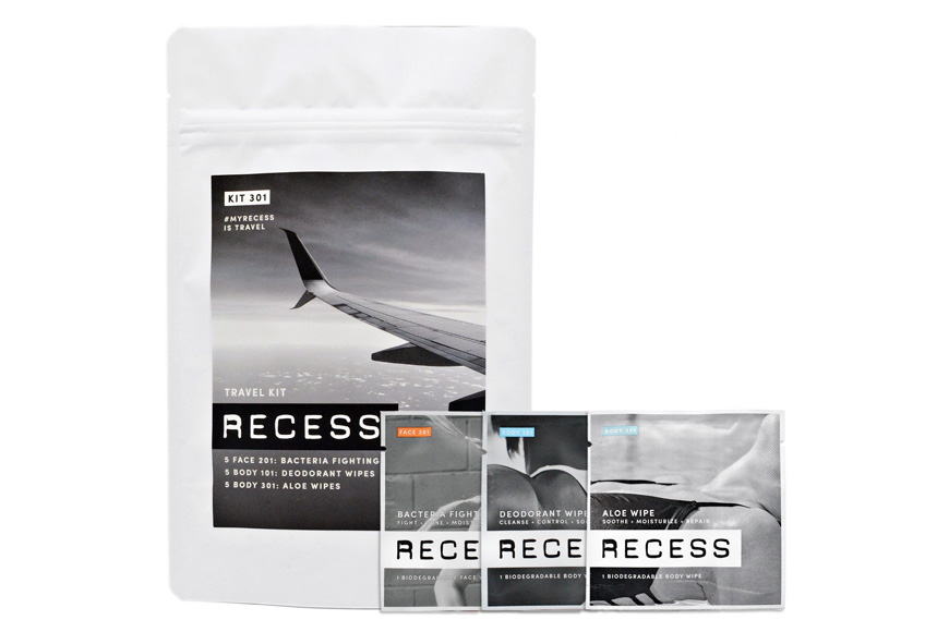 RECESS travel kit