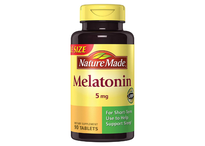 nature made brand melatonine