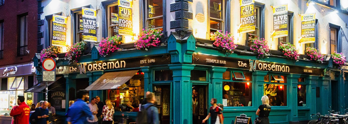 pub restaurant in dublin