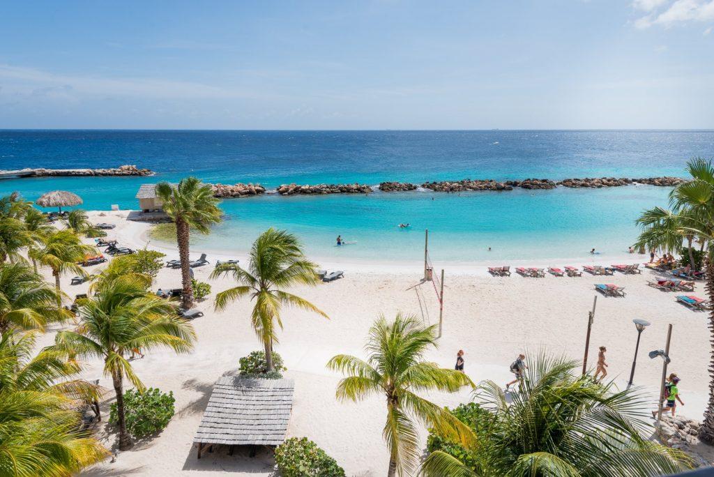 view of beach at diving resort