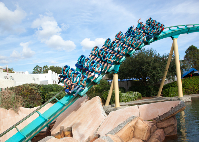 Incidents At Seaworld Parks: The 11 Best Amusement Parks In Florida, 2019 Edition