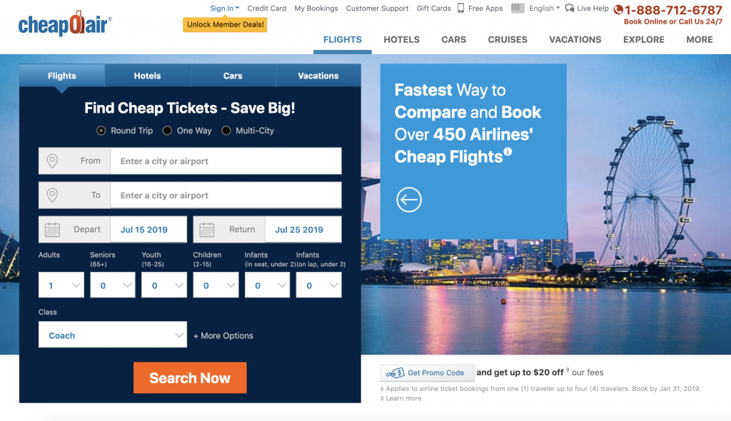 The 10 Best Flight Search Sites for Booking Cheap Airfare in 2019