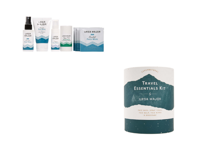 travel essential kit