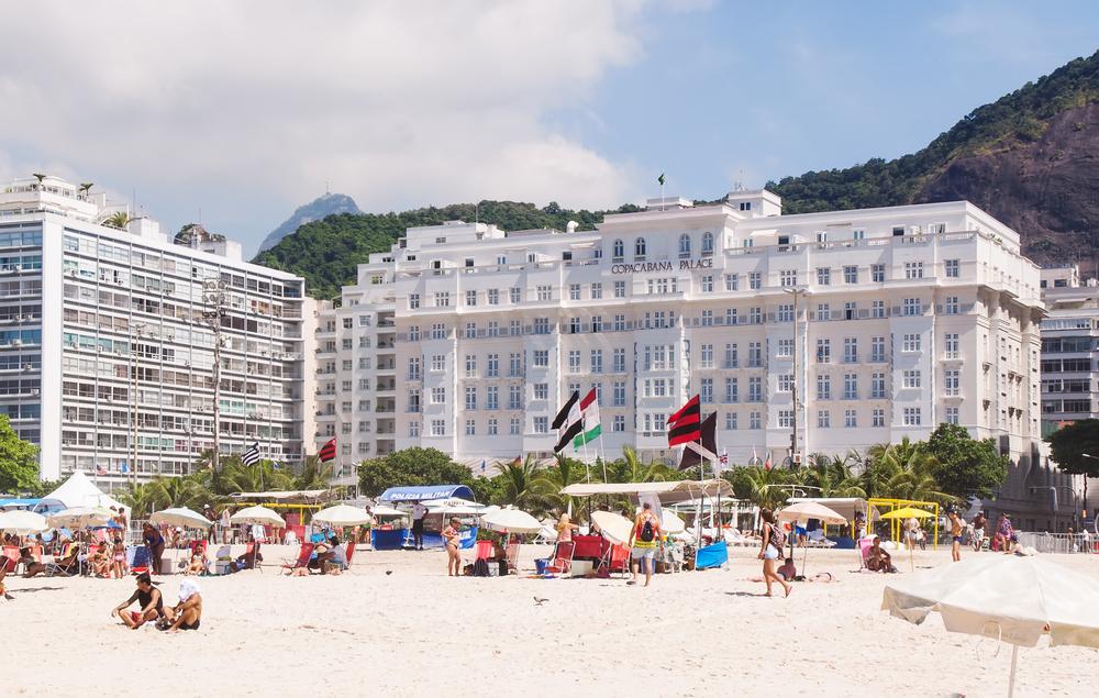famous hotel copacabana rio
