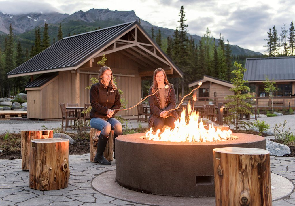 McKinley chalet resort mountain hotel in alaska