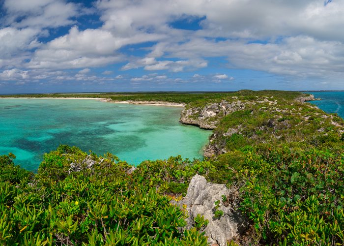 turks and caicos coast