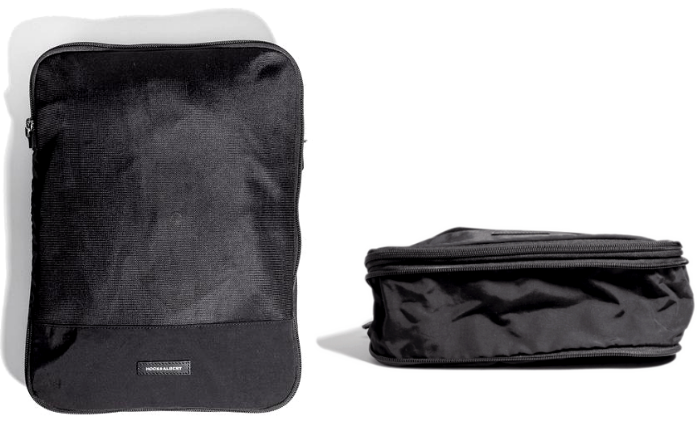Hook & Albert Packing Cubes Review: Two Zippers Are Better Than One