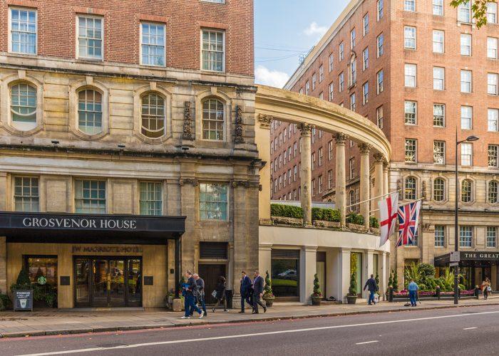 London Mayfair Grosvenor hotel