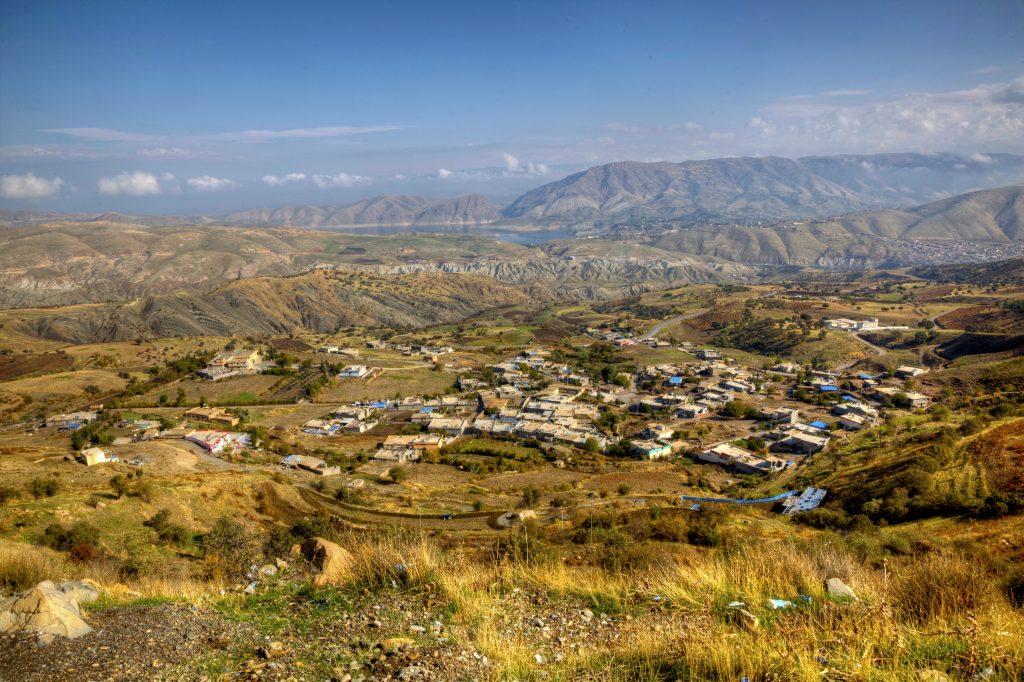 iraqi kurdistan adventure