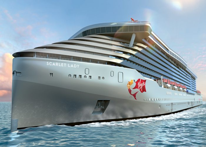 Virgin's New Adult-Only Cruise Ship for Non-Cruisers Is Open for Bookings