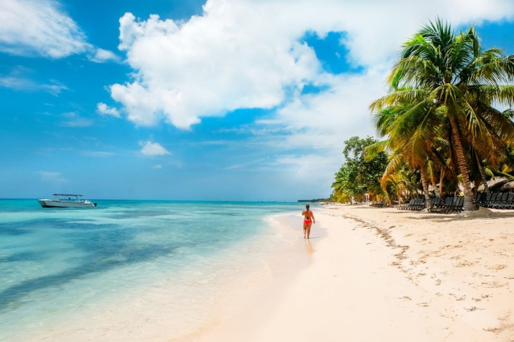Saona island things to do in punta cana