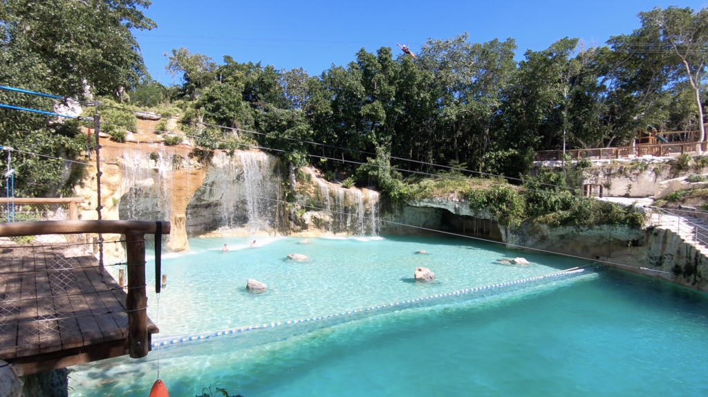 Scape park pools in punta cana things to do