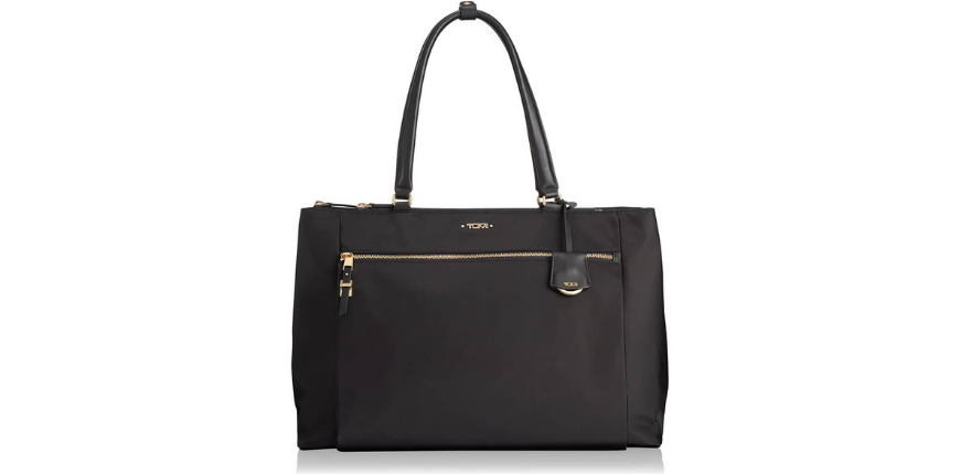 Tumi business tote