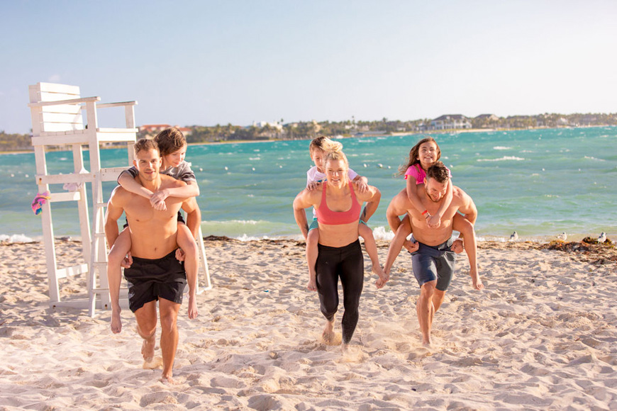 WOD on the Waves fitness bootcamp