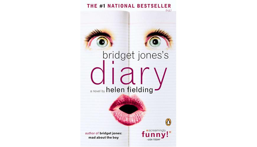 bridget jones's diary book cover