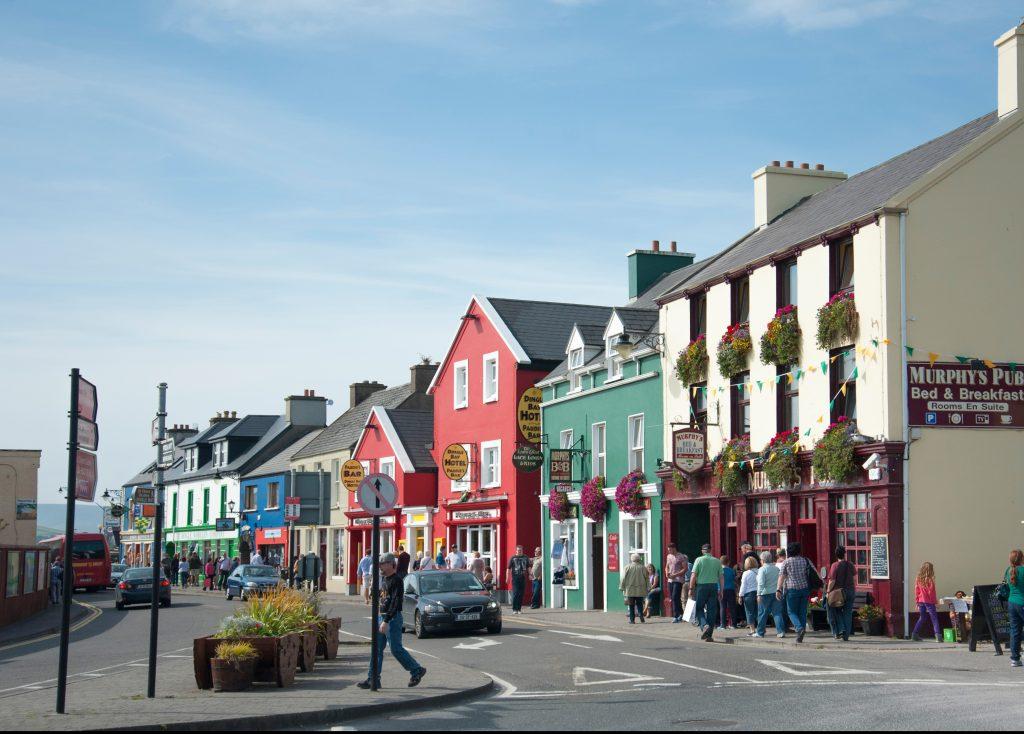 9 секретных деревень в Ирландии