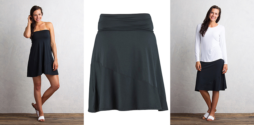 exofficio wanderlux skirt