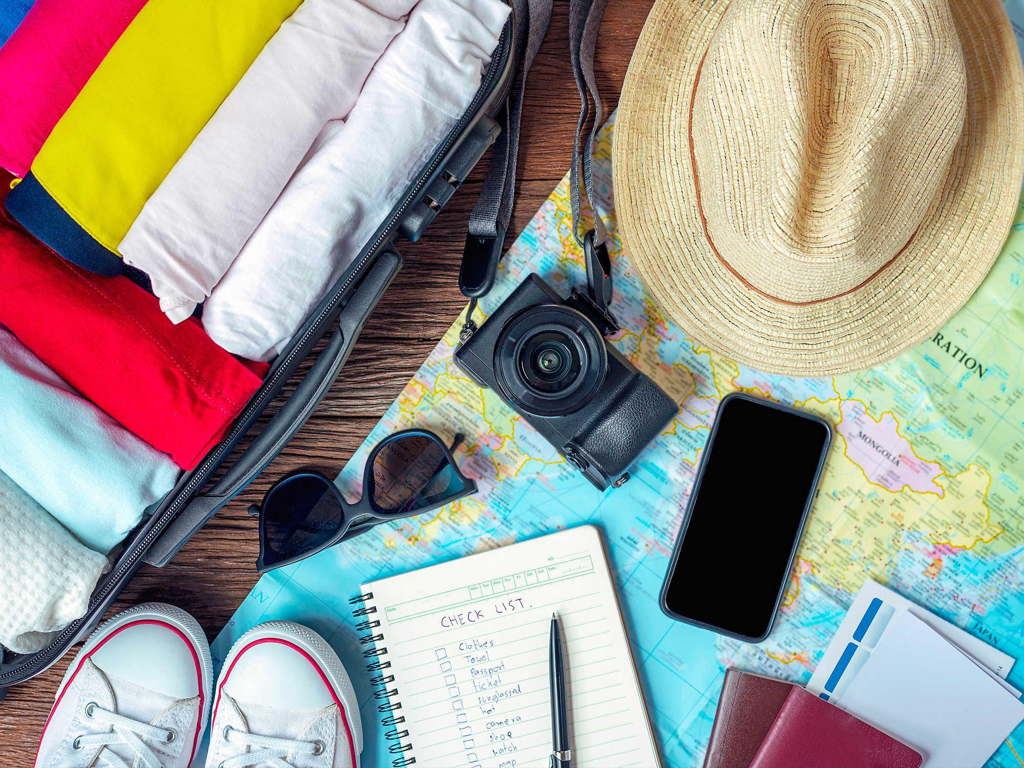 Items You Will Need When Going On A Cruise?