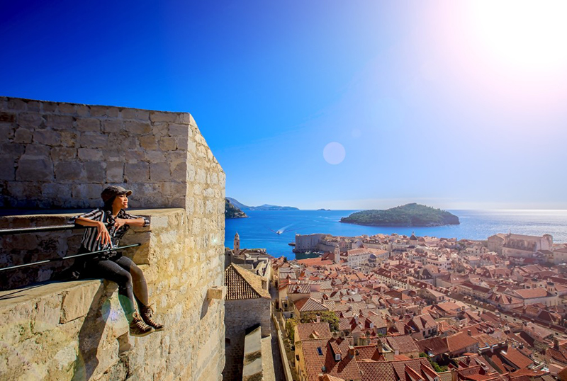 Dubrovnik croatia women only group travel