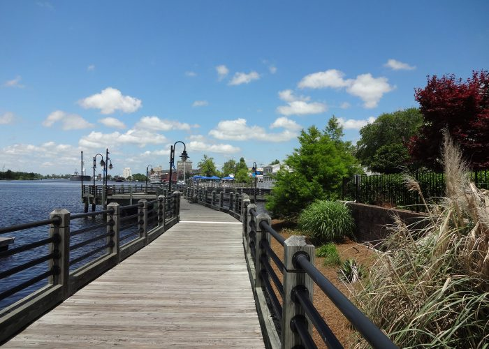 wilmington nc riverwalk