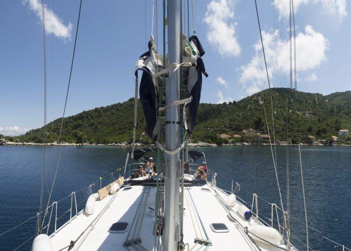 G Adventures Sailing Tour