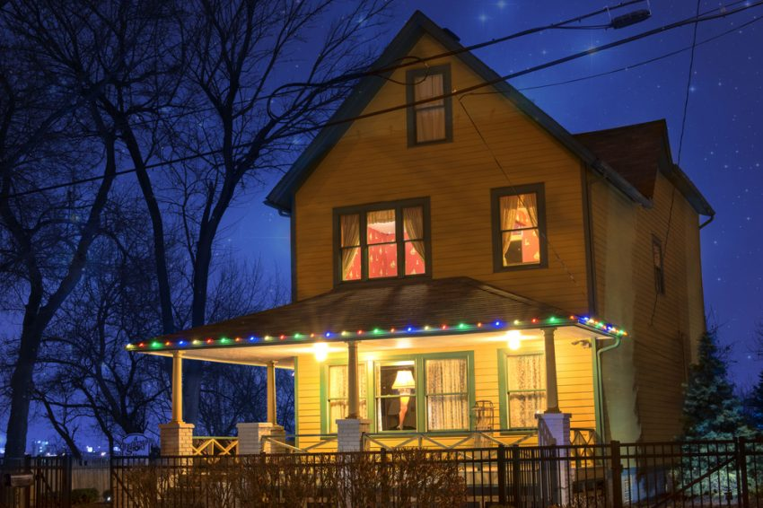 A christmas story house and museum cleveland