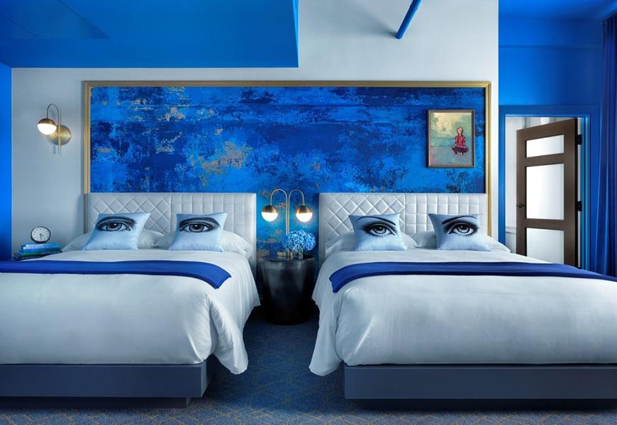 angad arts hotel room