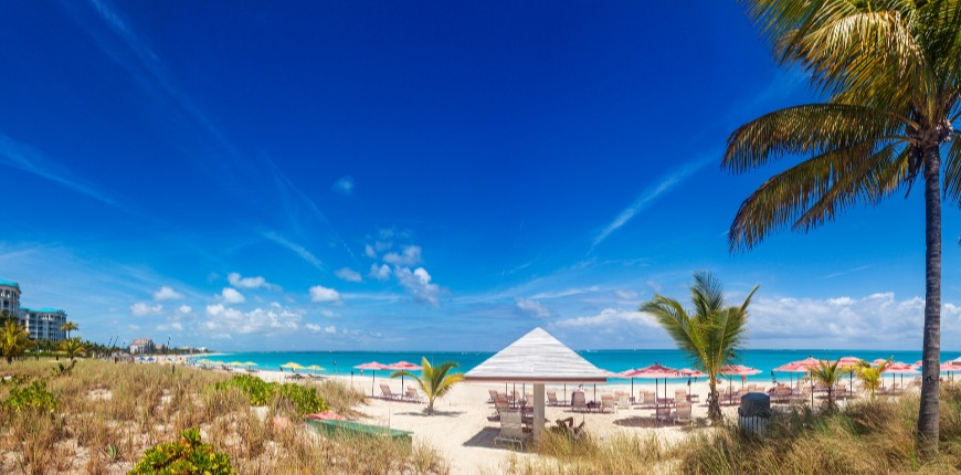 grace bay beach providenciales