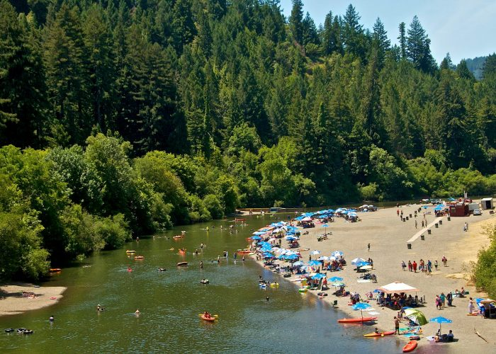 How to Do a Weekend in Guerneville, California