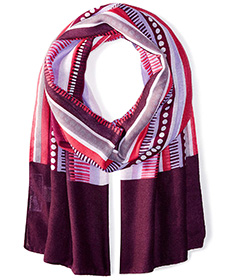 white sierra scarf