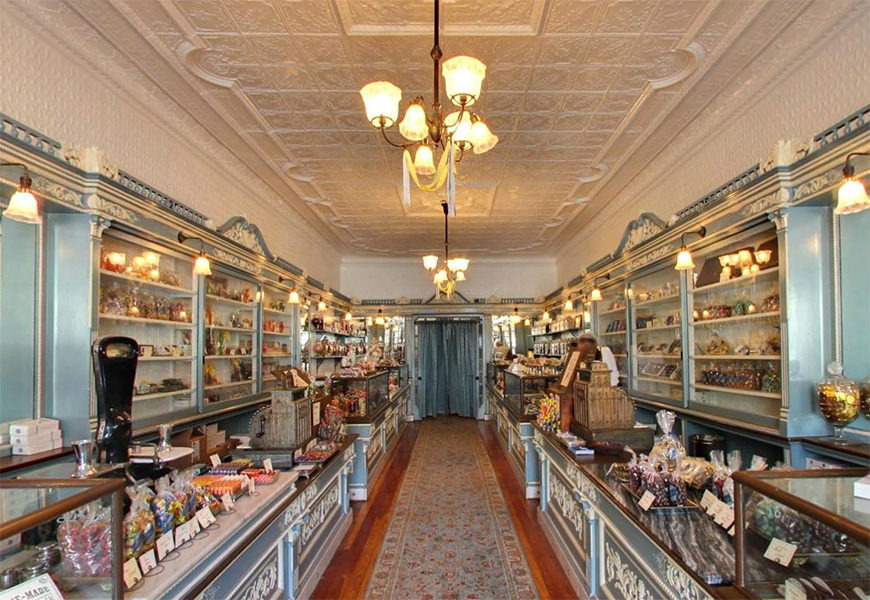 shane confectionery shop phliadelphia