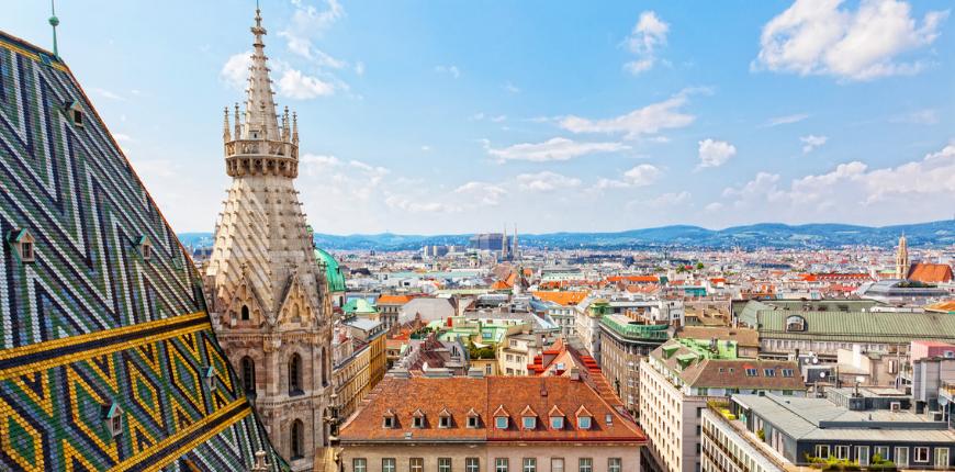 vienna st stephens cathedral austria