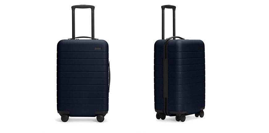 Away carry on suitcase