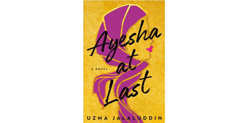 Ayesha at last uzma jaluddin.