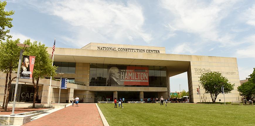 national constitution center philadelphia.