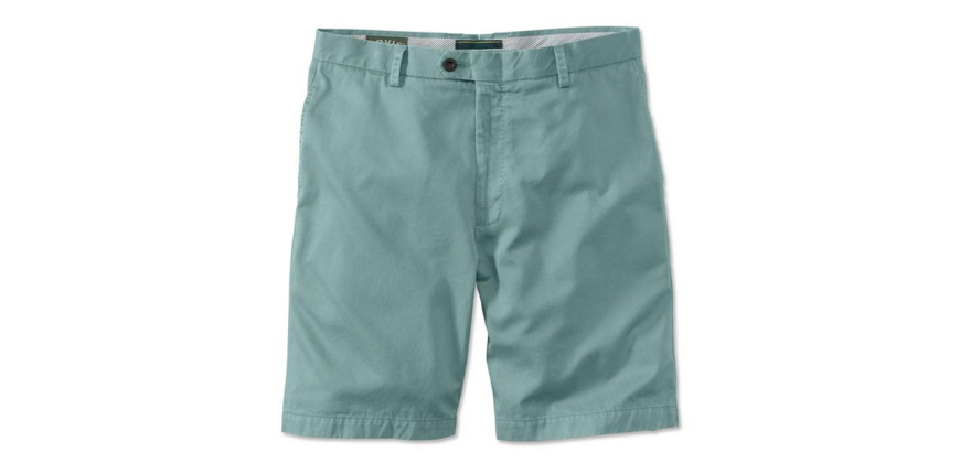 Orvis signature chinos cotton shorts