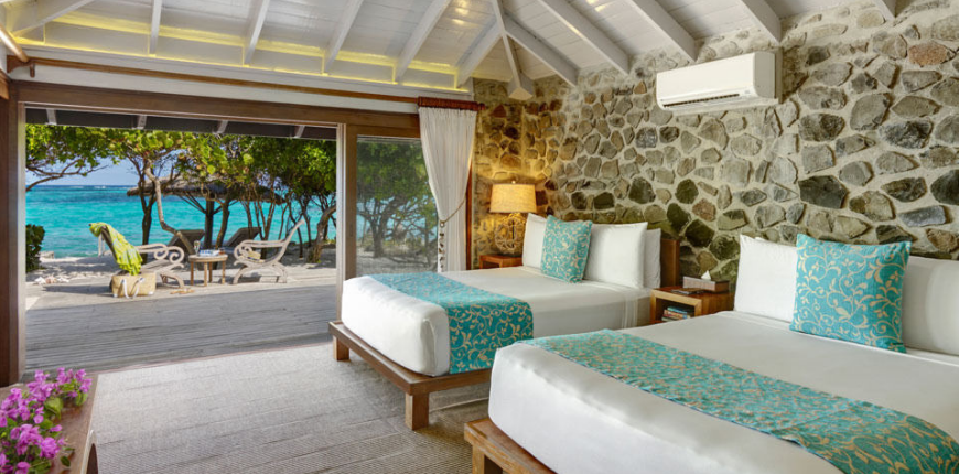 Petit st. vincent private island.