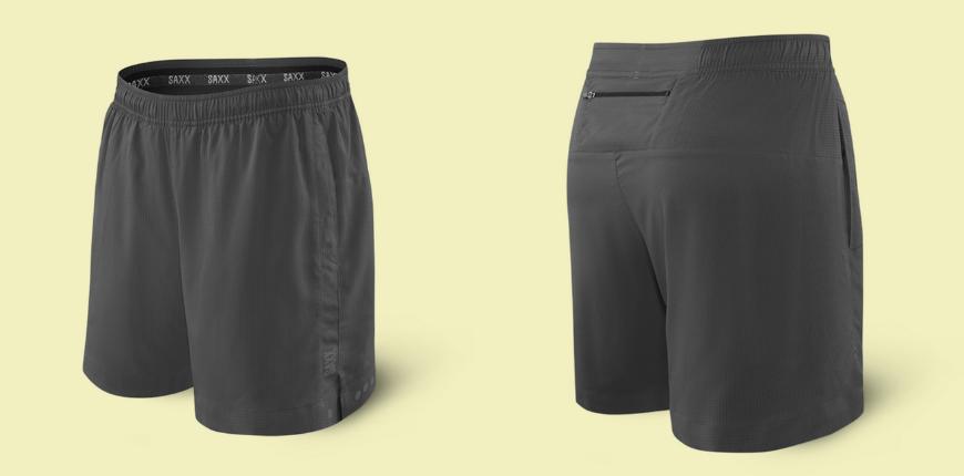 Saxx kinetic sports shorts