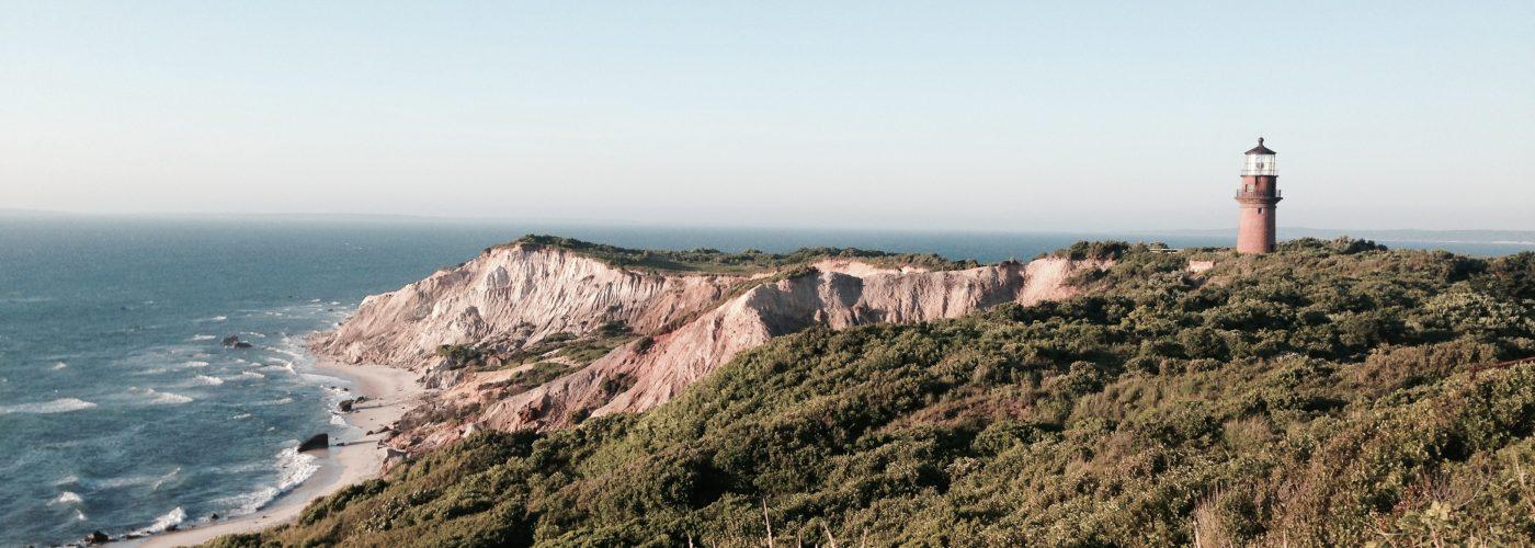 The Cliffs at Aquinnah Martha's Vineyard